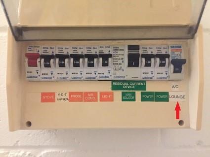 Image of circuit breaker