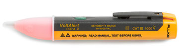 Image of a fluke brand no contact test pen