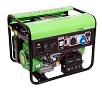 Image of the generator being recalled